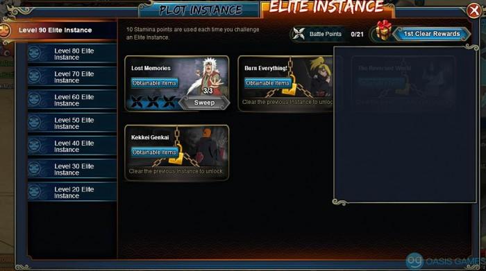 elite instance