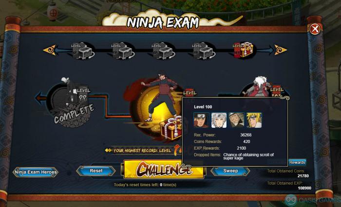 ninjaexam