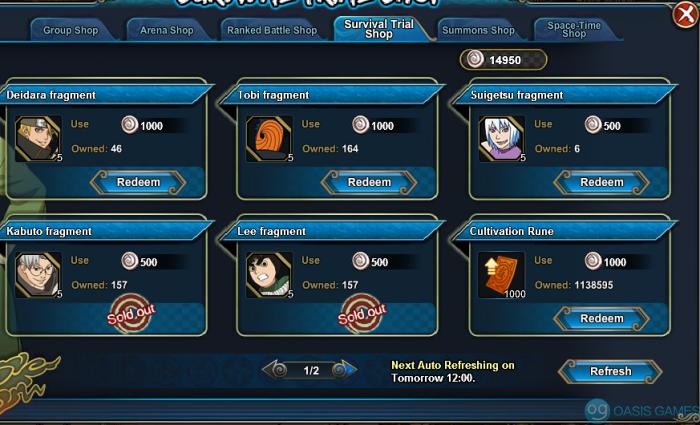Naruto Online Forum