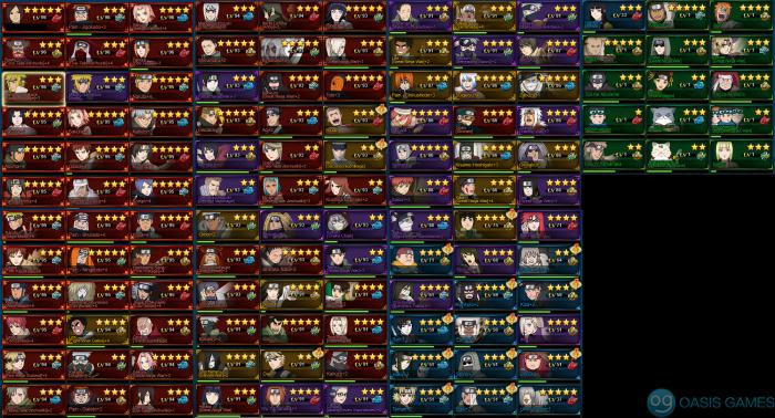 List of Ninjas