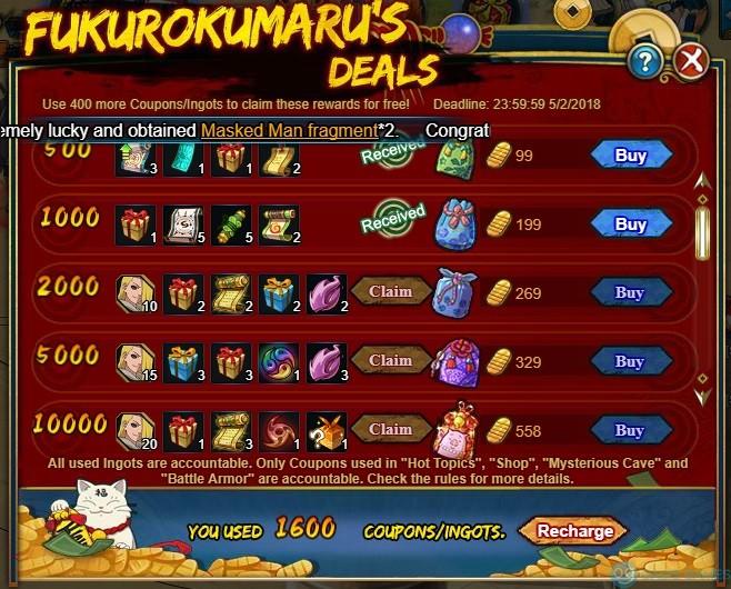 Resultado de imagem para fukurokumaru deals naruto