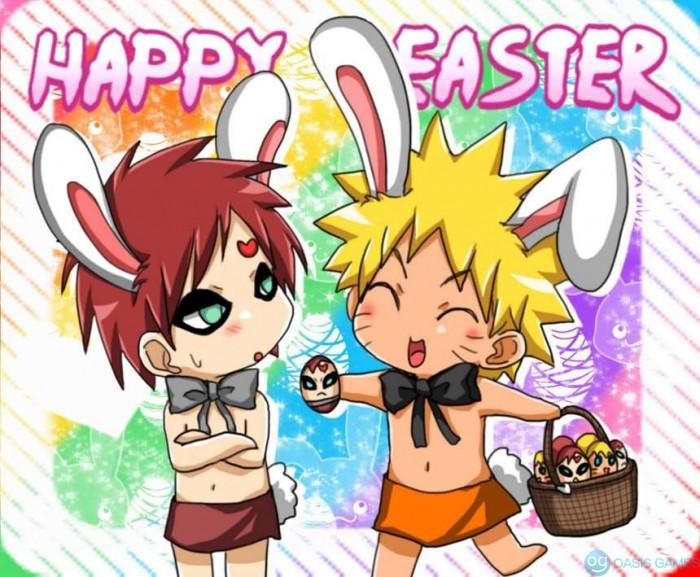 Naruto Easter
