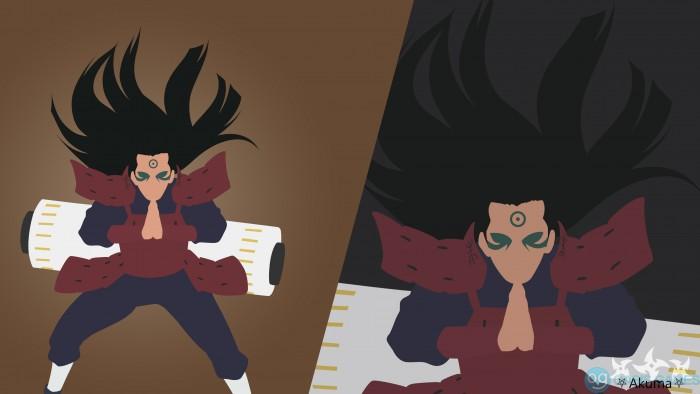 Hashirama Senju [Sage Mode] (Minimalist)