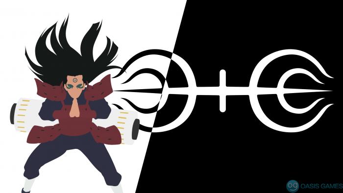 Hashirama Senju [Sage Mode] (Minimalist)_3