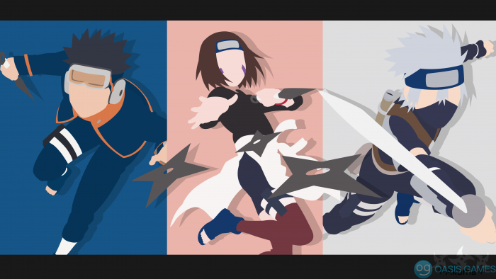 Team Minato [Minimalist]