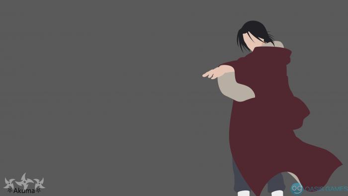 Itachi Uchiha [Edo Tensei] (Minimalist)_2