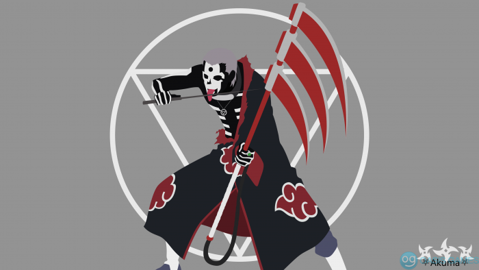 Hidan v2 [Death Possession Blood] (Minimalist)_5_1