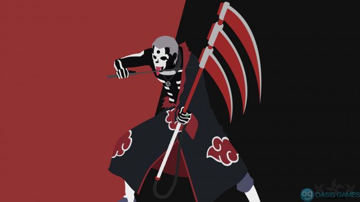 Hidan v2 [Death Possession Blood] (Minimalist)_3_1