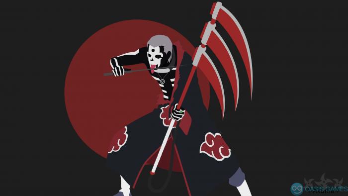Hidan v2 [Death Possession Blood] (Minimalist)