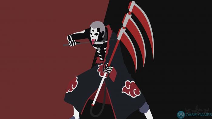 Hidan v2 [Death Possession Blood] (Minimalist)_3