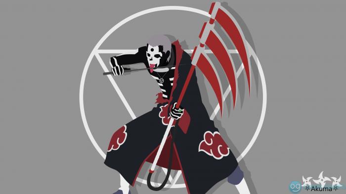Hidan v2 [Death Possession Blood] (Minimalist)_5_2