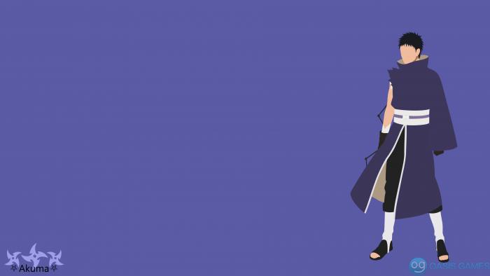 Obito Uchiha v3 [Minimalist]