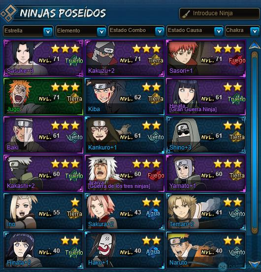 NinjasNaruto-Online
