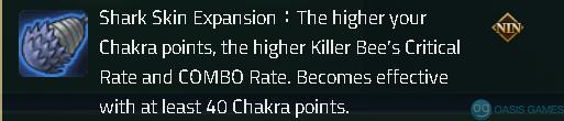 Chakra Passive