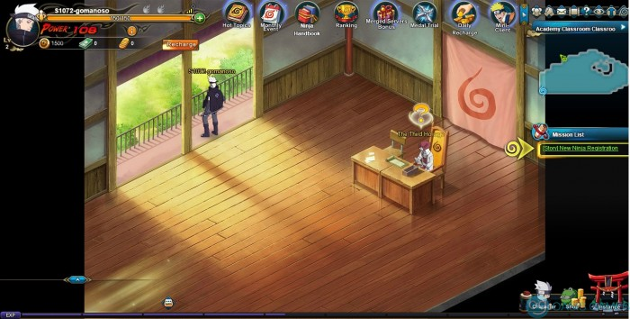 Official Naruto MMORPG Game200907014605