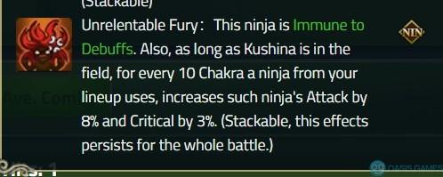 Kushina Ability