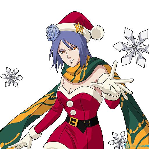 konan__christmas__render_3__naruto_ol__by_maxiuchiha22_ddmv0m2